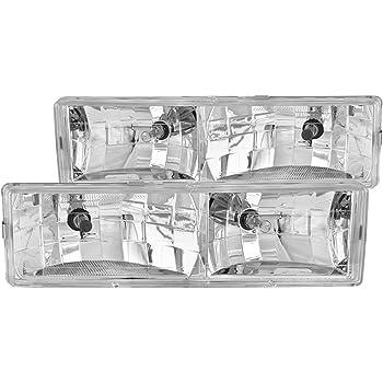 Headlight Assembly Anzo 111004