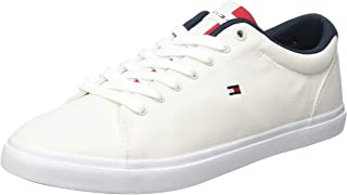 Tommy Hilfiger Essential Chambray Vulcanized, Sneakers Basses Homme