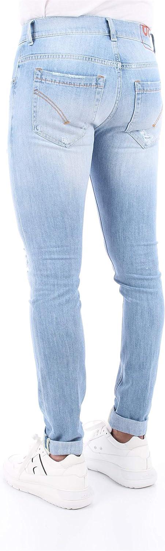 DONDUP UP232DS0107UAA8 Jeans Homme Bleu