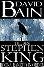 Mejor Stephen King Books Ranked