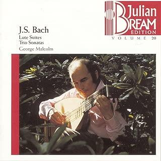 Bream Collection Vol. 20 - J.S. Bach Lute Suites, Trio Sonatas