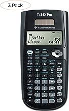 $65 » Texas Instruments TI-36X Pro Engineering/Scientific Calculator (Thrее Расk)