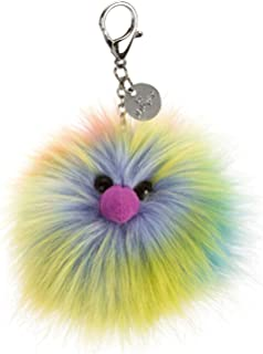 Jellycat Pom Pom Fur Ball Bag Charm Keychain