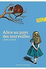 Alice au pays des merveilles (édition enrichie) Format Kindle