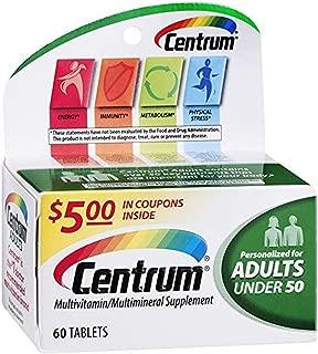 Best centrum adults 60 tablets Reviews