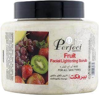 Perfect Fruit Facial Whitening Scrub - 500 ml
