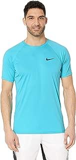 Best nike solid hydroguard swim shirt Reviews