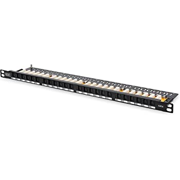 Digitus Ral7035 Patch Panel 48 3 Cm 19 Inch Computers Accessories