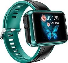 ساعة ذكية QAZPL ، سماعة بلوتوث مخفية مزدوجة، جهاز تتبع اللياقة البدنية، شاشة 1.4 بوصة، سوار عداد الخطوات الرياضي ، قرص DIY...