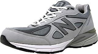 [ニューバランス] Men's M990 Ankle-High Leather Running Shoe