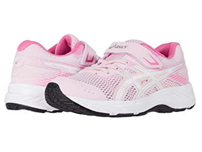 ASICS Kids GEL-Contend 6 (Toddler/Little Kid) (Cotton Candy/White) Girls Shoes