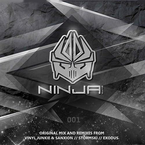 Ninja Bizness (Vinyl Junkie & Sanxion Remix) de Mystery ...