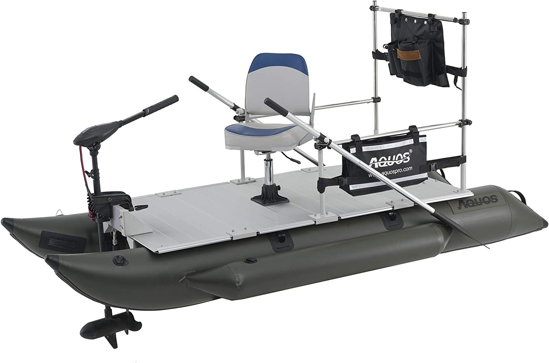 Pontoon for trolling boats motors Buy Minn