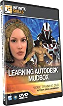 Learning MudBox 2012 - Training DVD - 9.5 Hours of Tutorial Videos