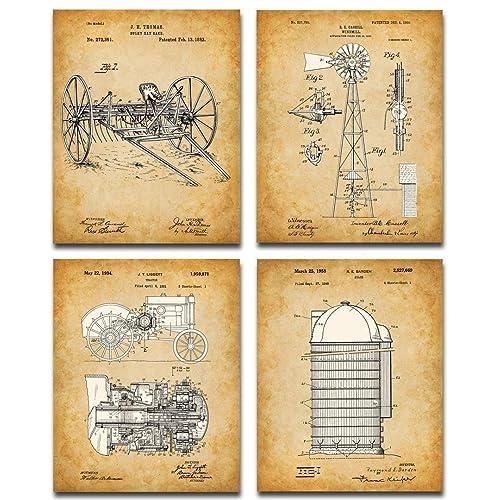 Vintage Farm Decor: Amazon.com