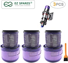EZ SPARES Replacements for Dyson V11,Torque Drive Cordless Stick Vacuum Cleaner Filter Hepa Parts No. 970013-02 Accessories(3PCS)