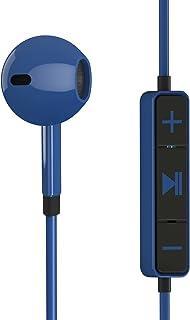 Energy Sistem Earphones 1 Bluetooth Blue (Bluetooth, earbud, control talk, 5 hours battery life, flat cable)