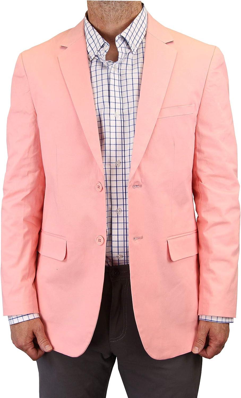 Mens Special sale item Casual Blazer Jacket Miami Mall Coat Sport