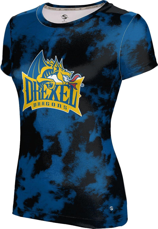 ProSphere Drexel University Girls' Performance T-Shirt (Grunge)