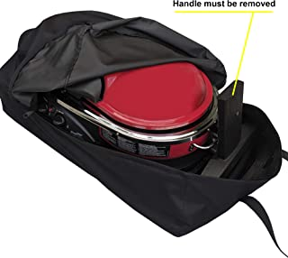 Redwood Grill Supply Grill Cover/Bag for Coleman Roadtrip LXE and LXX - Heavy Duty, Water Resistant Storage Case