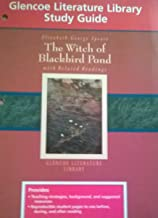 Glencoe Literature Library Study Guide: The Witch of Blackbird Pond, with Related Readings