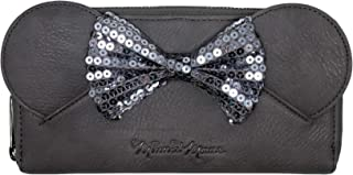 Loungefly x Minnie Mouse Sequin Bow Wallet