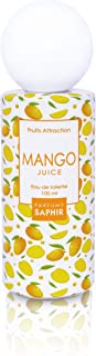 PARFUMS SAPHIR Fruit Attraction Mango Eau de Toilette para Mujeres - 100 ml