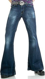 Amazon Es Pantalon Campana Hombre Vaqueros Hombre Ropa
