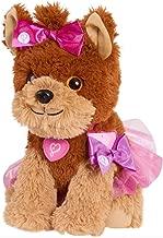 Jumbo Plush JoJo Siwa Bow Wow Dog with Pink Bow