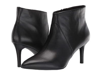 Rockport Total Motion Ariahnna Plain Ankle Boot (Black) Women