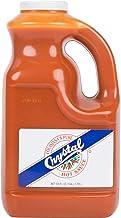 Crystal Hot Louisiana's Pure Hot Sauce, 1 Gallon / 128 Fl Oz Food Service Pack