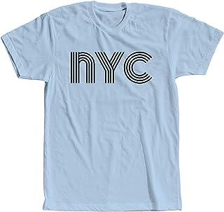 New York City NYC Vintage 70s Style Retro Men Women T-Shirt
