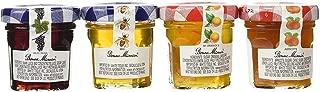 Bonne Maman Assorted - 20/1 oz Mini Jars -Strawberry, Raspberry, Honey, Grape - 5 each flavor