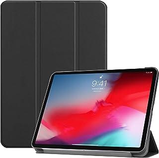 جراب ذكي متوافق مع iPad Pro 11 - جراب واقٍ خفيف الوزن للغاية ومزود بوظيفة التنبيه/السكون التلقائي متوافق مع جهاز Apple iPa...