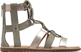 Women's Ella Lace Up - Panama Sandals, Size: 9.5 B(M) US, Color: Sage