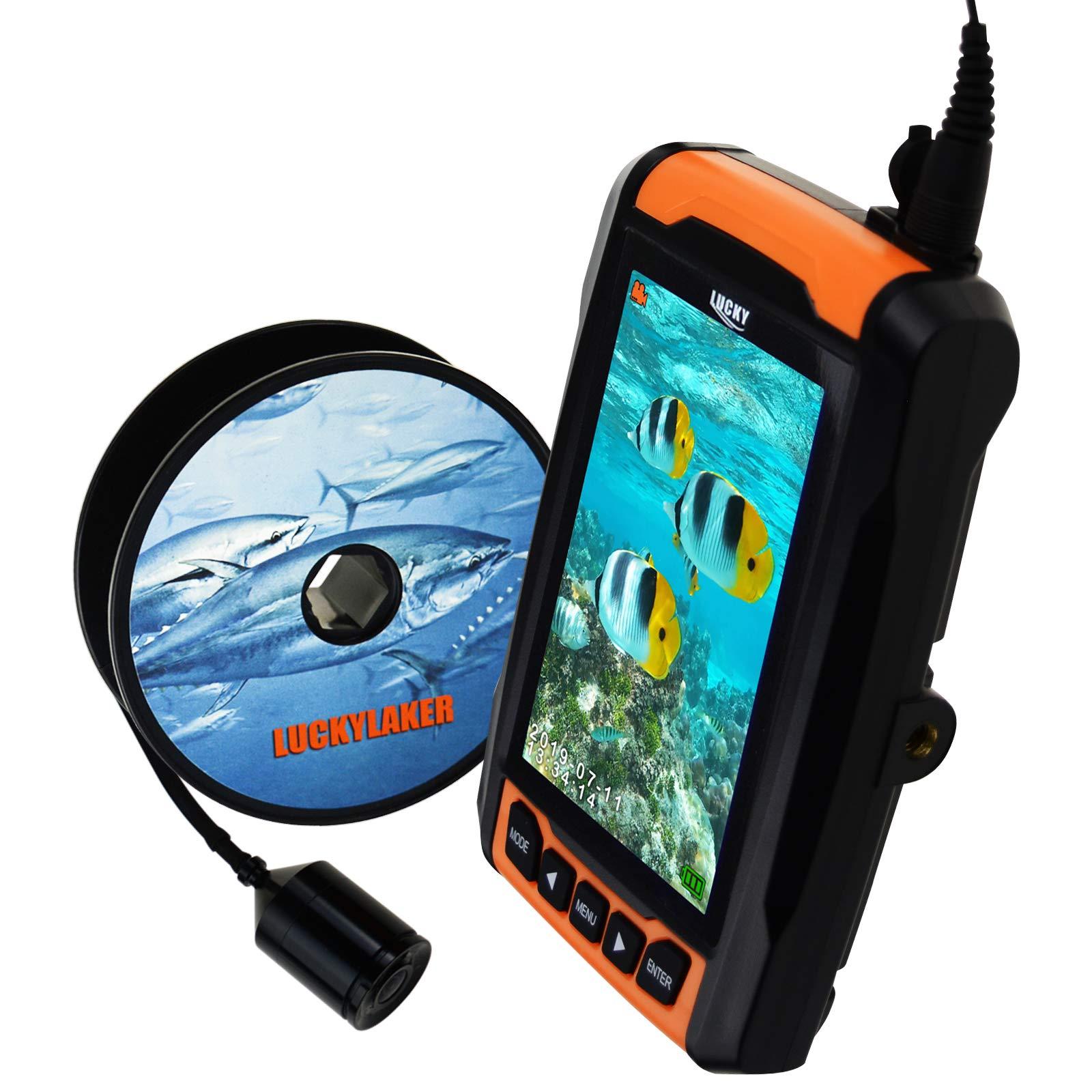 LUCKY Display Underwater Locator Rechargeable