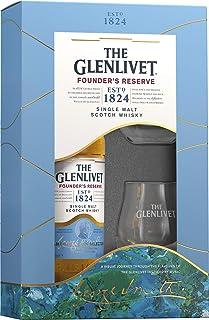The Glenlivet Founder's Reserve + 2 Glasses, 700 ml