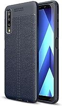 جراب FanTing لهاتف Samsung Galaxy A7 Samsung Galaxy A7 2018 ازرق داكن