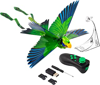 Zing Go Go Bird - Green - Remote Control Flying Toy – Looks and Flies Like A Real Bird - Great Starting RC Toy for Boys ...