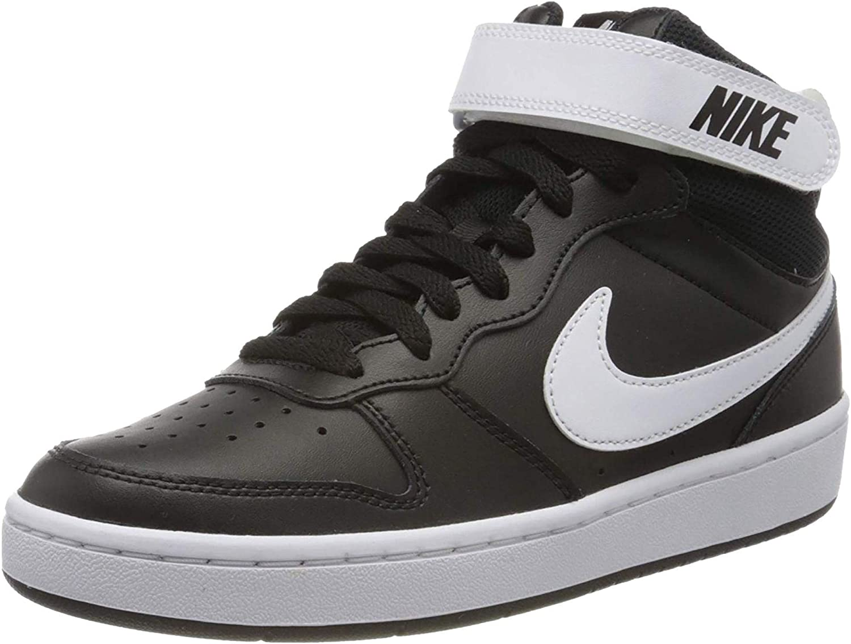 Nike Court Borough Mid 2 (gs) Casual Shoes Big Kids Cd7782-010