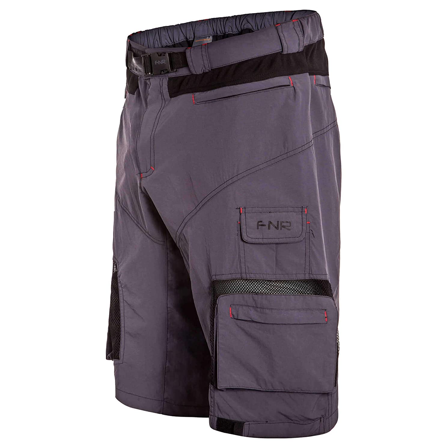 Funkier Lucca - Mountain Bike Pro Baggy Shorts for Men - Enduro MTB Pants, for All Mountain Ride