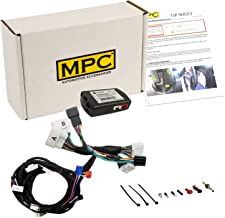 MPC Complete Plug-n-Play Factory Remote Activated Remote Start Kit for 2017-2019 Toyota Highlander - w/T-Harness and Bypass