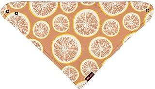 Milkbarn Organic Cotton Kerchief BibGrapefruit