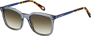 Fossil FOS 2054/S FOS2054S0BS52 Square SunglassesBLUE NAVY52 mm
