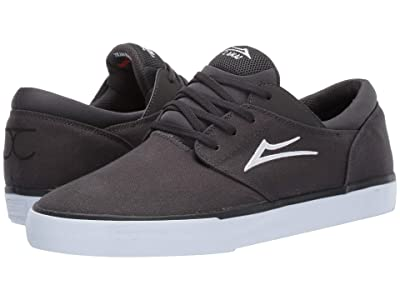 Lakai Fremont Vulc (Charcoal Canvas) Men