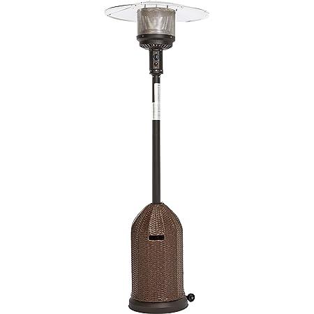 Amazon Basics Parasol chauffant commercial Osier
