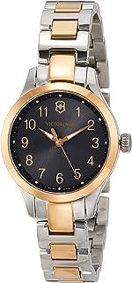 Victorinox - Mujer Alliance XS - Reloj analógico de Cuarzo/Cuero de fabricación Suiza de Acero Inoxidable 241841