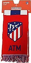 Bufanda Telar Atlético de Madrid Rayas Vertical - Nuevo
