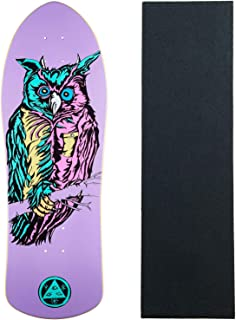 welcome skateboards owl