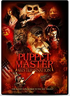 Puppet Master Axis Termination DVD [DVD]